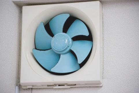換気扇クリーニング/プロペラタイプイメージ画像