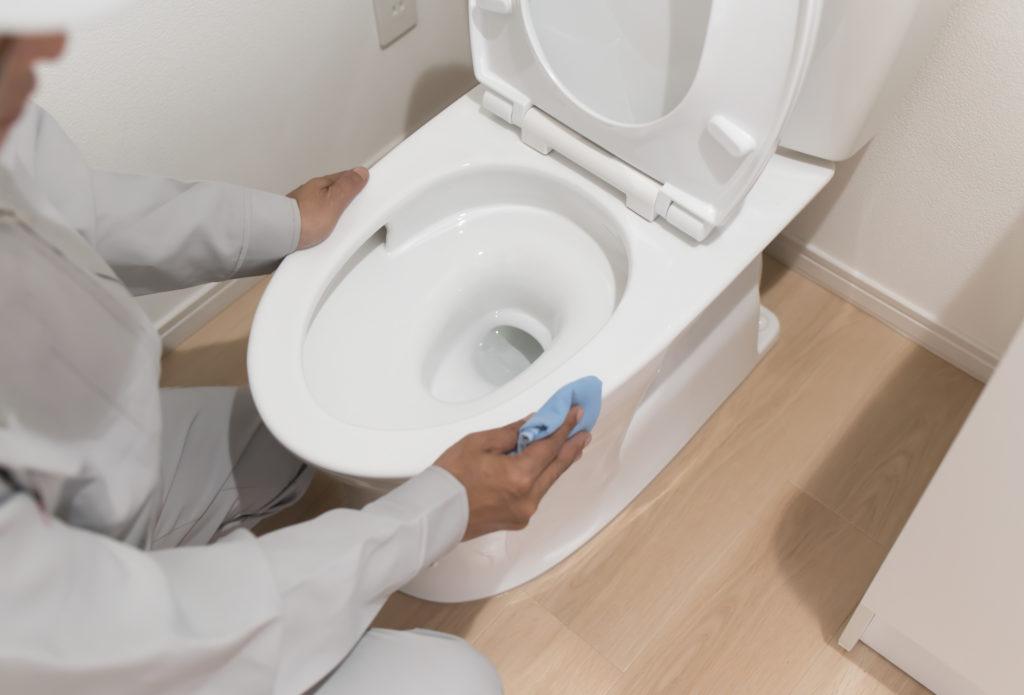 トイレクリーニングを依頼するメリット