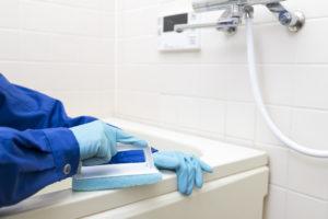 お風呂(浴室)クリーニングを依頼するメリット